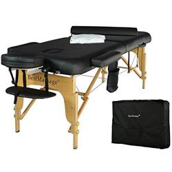 BestMassage Premium All Inclusive Complete Portable Massage Table