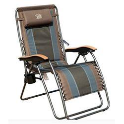 Timber Ridge Oversized XL Padded Zero Gravity Chair  sc 1 st  BodyGearable & Best Zero Gravity Chair Outdoors in 2018 - Check Top Zero Gravity ...