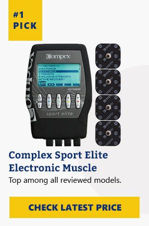 Best Electric Muscle Stimulator