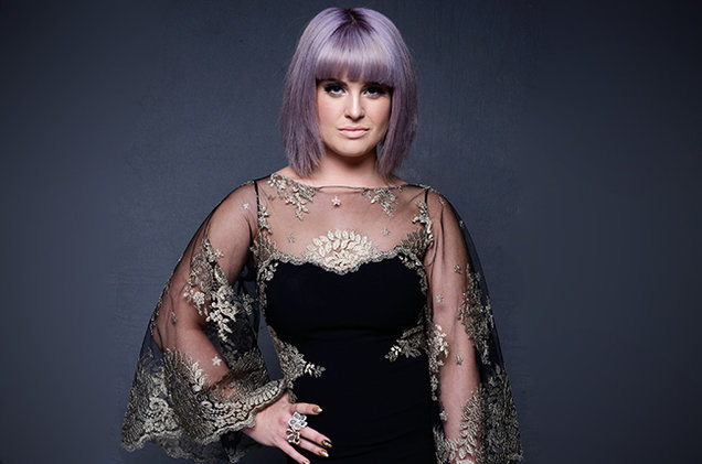Kelly Osbournes food swings