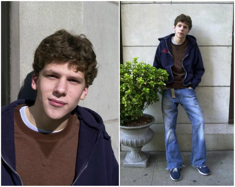 Updated Young Star Jesse Eisenberg And His Humble Family