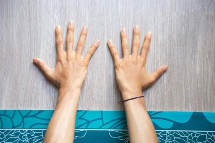 Japanese towel method