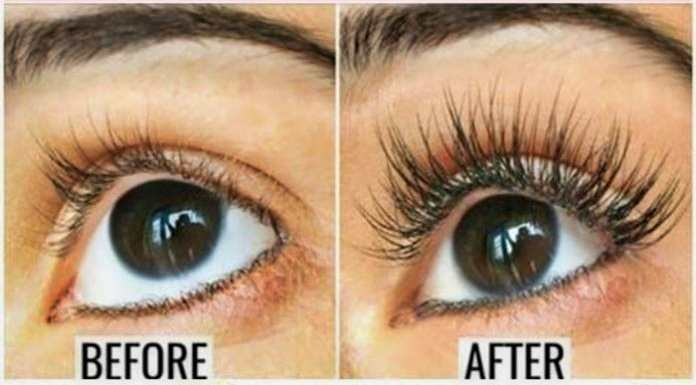 How to make your eyelashes grow overnight