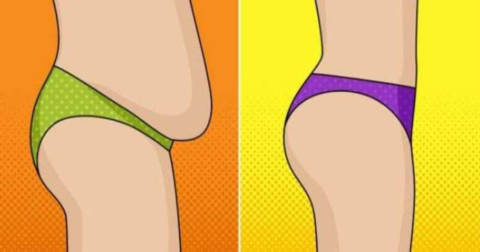 9-minute workout a day for a flat stomach and a slim waist