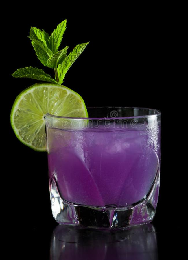 Amazing lavender lemonade to get rid of headaches and anxiety