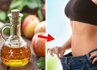 Drink apple cider vinegar
