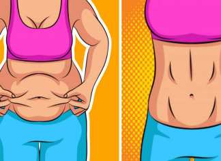 13 exercises for a flat stomach and waist that you can do in a chair