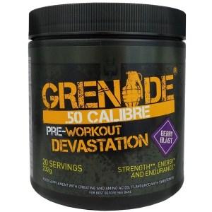 Grenade .50 Calibre 232g