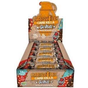 Grenade Carb Killa Go Nuts 15 x 40g