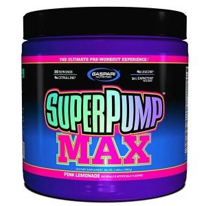 Gaspari Superpump Max 480g
