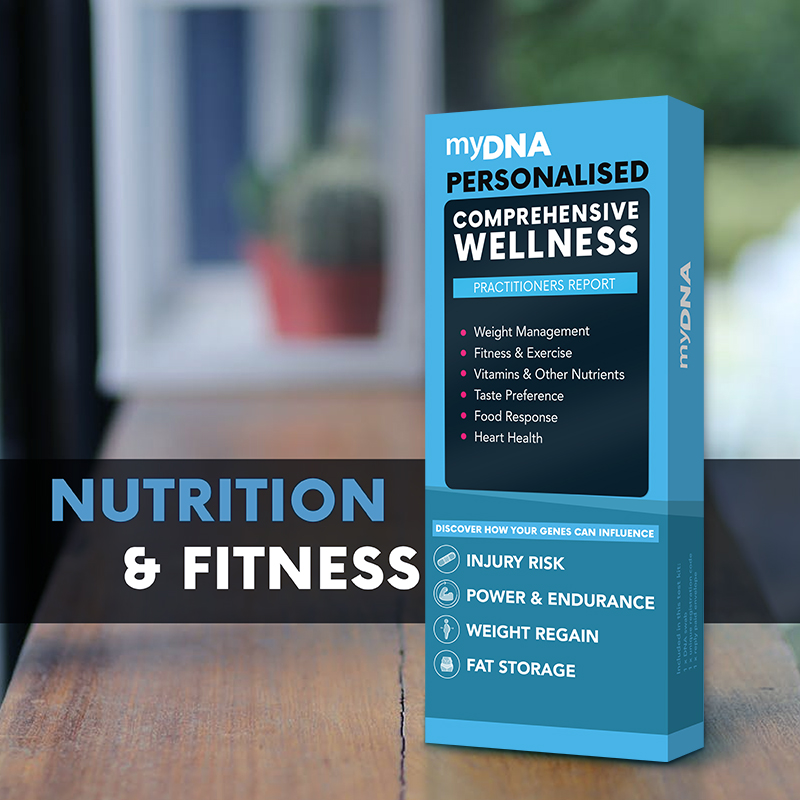 DNA genes for nutrition and fitness
