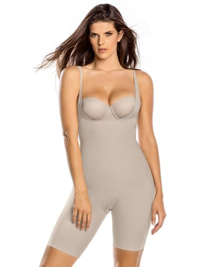 Shapewear Bodysuit ideal for CoolScukpting and Non-invasive procedures