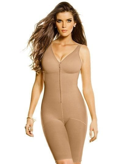 Leonisa Bodysuit and Bra. Full bodysuit Slimming Shaper.