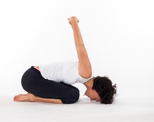 Barnet med stretch