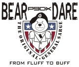The P90X Bear Dare