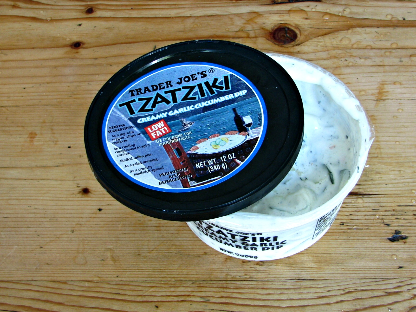 Where Buy Tzatziki Sauce