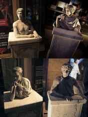 Bodypainting-Stein -statuen(3)