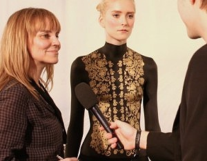 Bodypainting michalsky-stylenite_fashion-week_interview