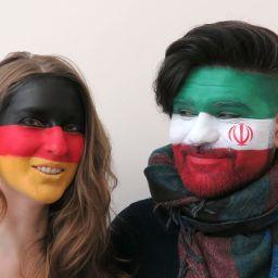 Facepainting Avaaz