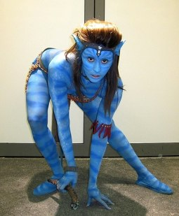 Event Bodypainting Avatar