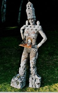 Bodypainting Burg Weltmeister