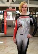 Promotion Bodypaint Automat