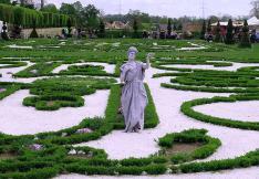 Bodypainting Statue Hundisburg (3)