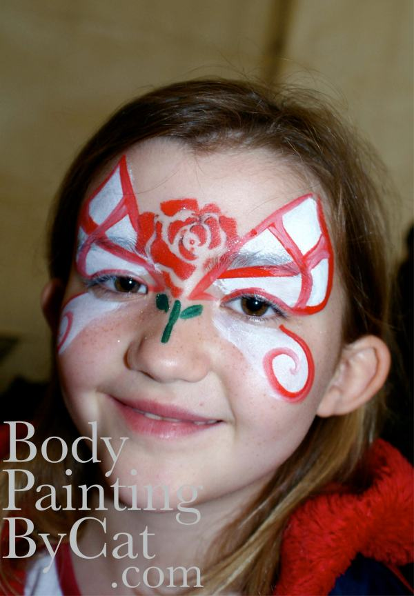 Events Sports Body Painting Cat