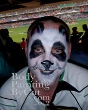 My 1st panda rugby bpc