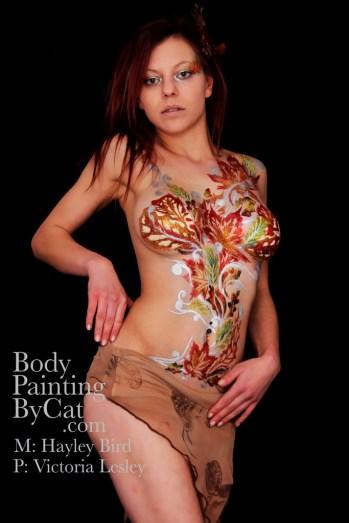 Leafy Hayley glitter tatt studio akimbo bpc