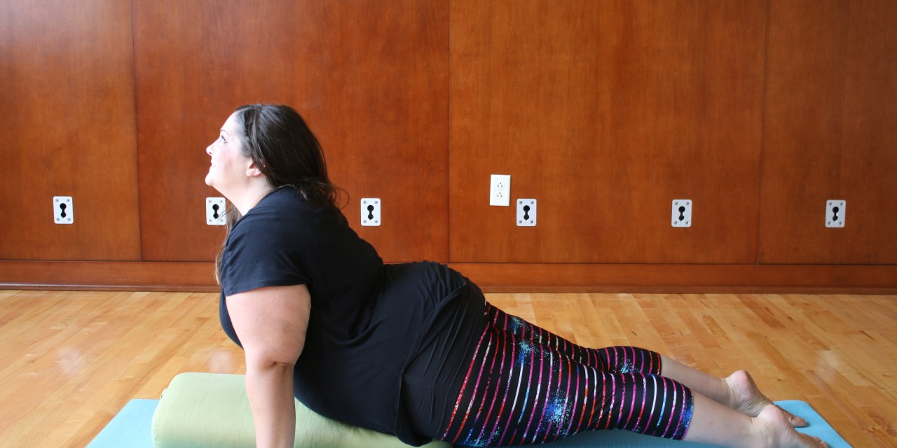 Chaturanga & Upward-Facing Dog: Modifications & props