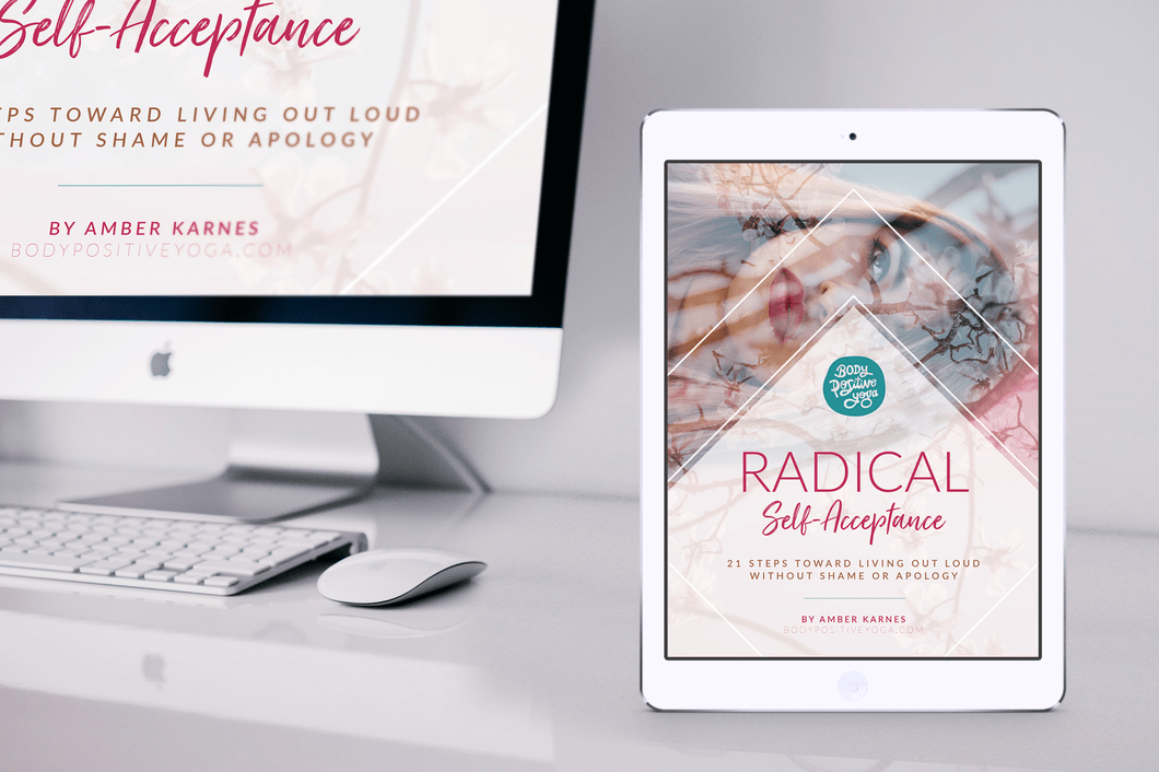 Radical Self-Acceptance eBook