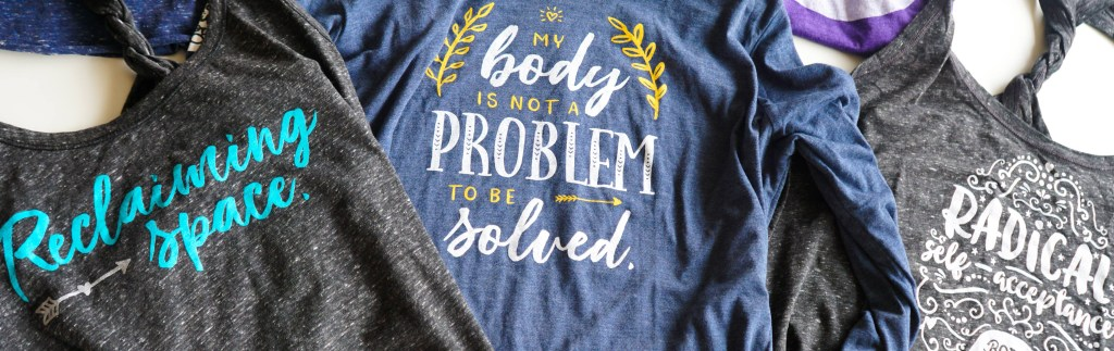 Body Positive Yoga Shirts