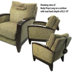 Sofa Support Bed Bath And Beyond Verona Leather Reviews Recliner Pillow Reclining Quilted Orthopaedic Foam