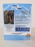 sports recovery foot patch packaging back