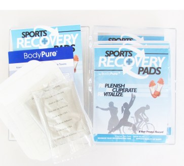 sports recovery patches