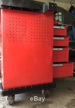 Sears Craftsman Roll Around Tool Box Chest Storage Cart