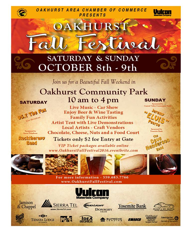 Oakhurst Fall