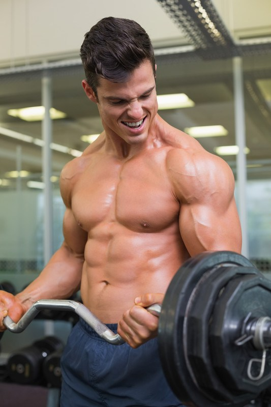 How Much Muscle Can You Gain In A Month