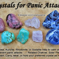 Crystals for Panic Attacks