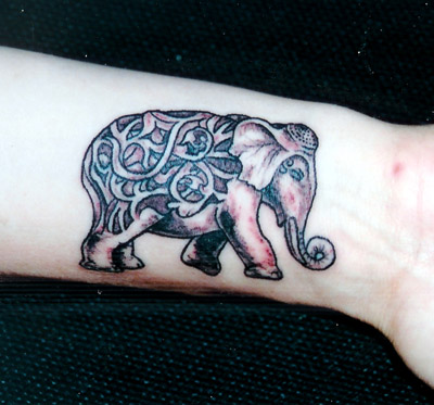 The Meaning of Elephant Tattoo Designs Will Surprise You  bodysstyle