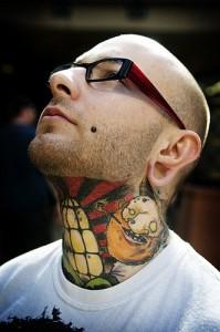 Neck Tattoos  bodysstyle