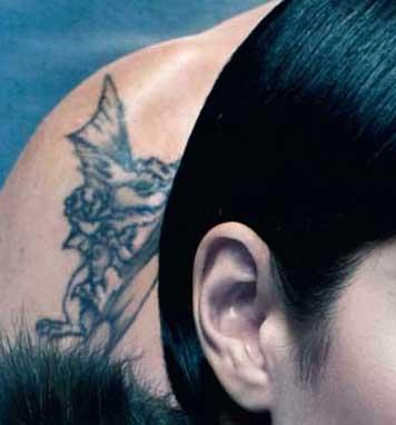 Bruce Willis Tattoos  bodysstyle