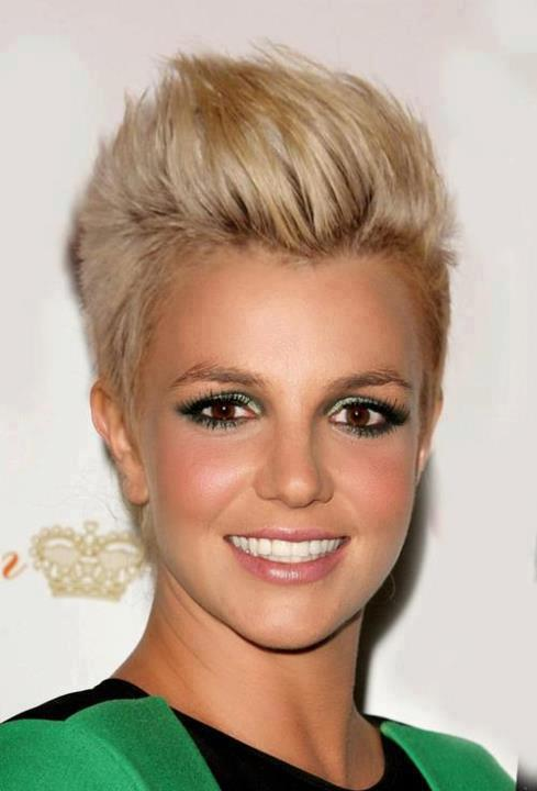 Britney Spears Hairstyle  bodysstyle