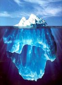 """OUR SYMPTOMS are just the """"tip of the iceburg"""""""