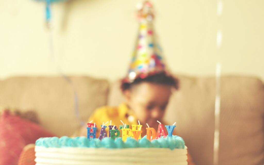 food allergies and birthday