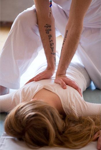 Shiatsu Massage  Bodywise  Yoga and Natural Health