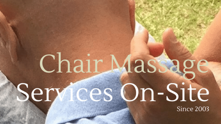 arlington chair massage arlington
