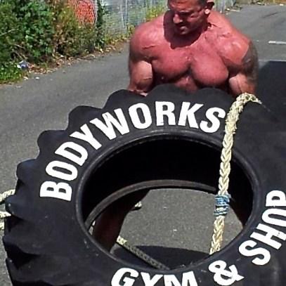 BodyWorks Tyre Lift