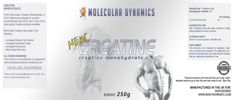 CreatineMono1000g